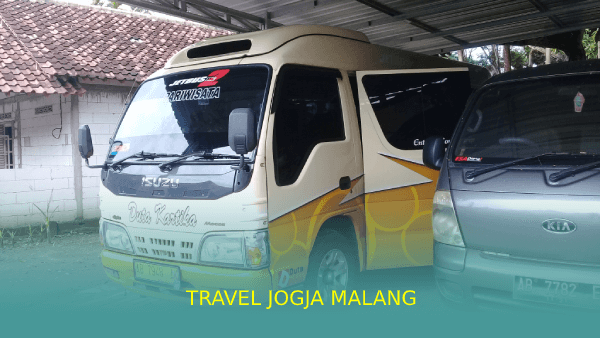 Alamat Travel Jogja Malang