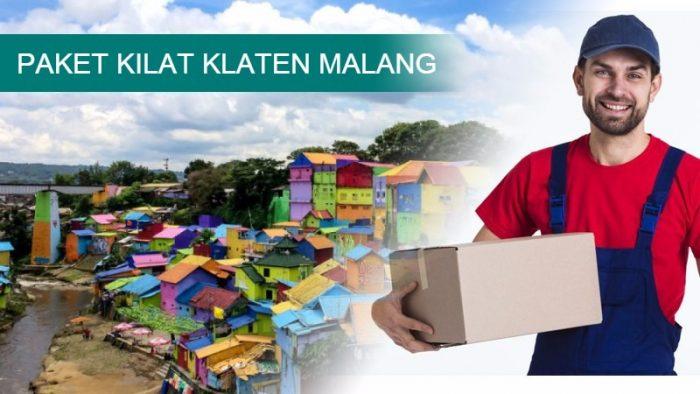 Paket Kilat Klaten Malang