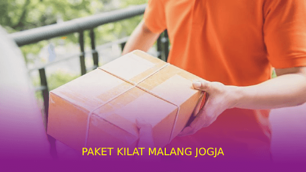 Paket Kilat Malang Jogja