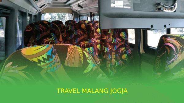 Travel Malang Jogja 2019
