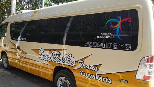 Travel Malang ke Jogja